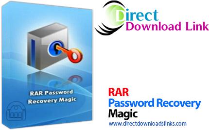 RAR Password Recovery Magic v6.1.1.393 incl Key