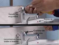 """""""Reparar goteras de grifos"""""""