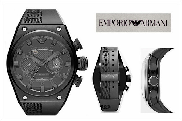 Watches For Men - Emporio Armani Super Meccanico