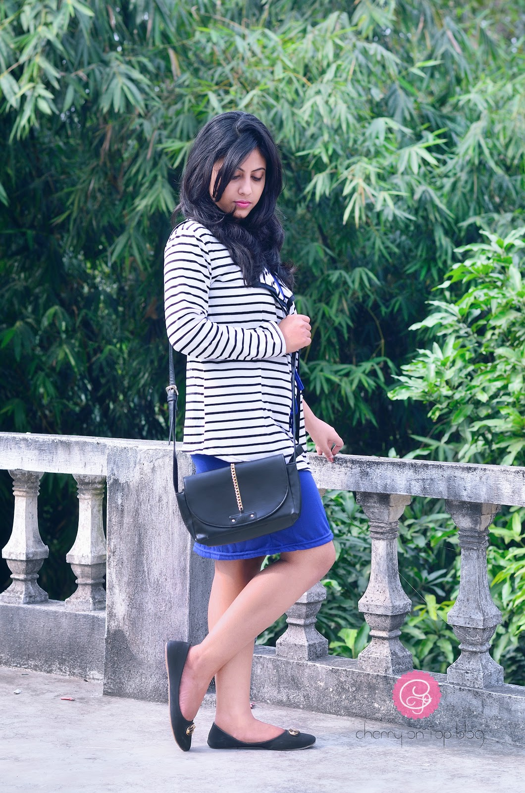 Embracing Winter| OOTD| Indian Fashion Blog| Sammydress.com| Cherry On Top Blog