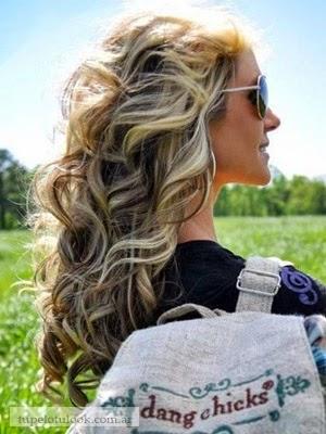 mechas colores de pelo 2014 peinados