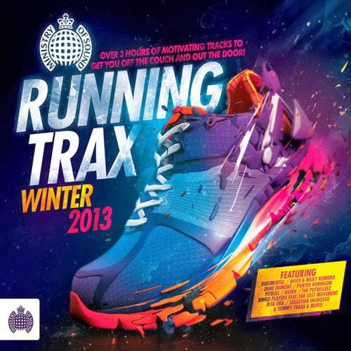 capa Ministry Of Sound – Running Trax Winter – 2013