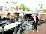 annie abd ghani in amsterdam