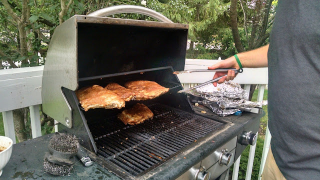 Grilling Party Time In Indy | Meemaw Eats