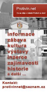 Co se děje v městě Protivín a okolí. Informačně-propagační web.