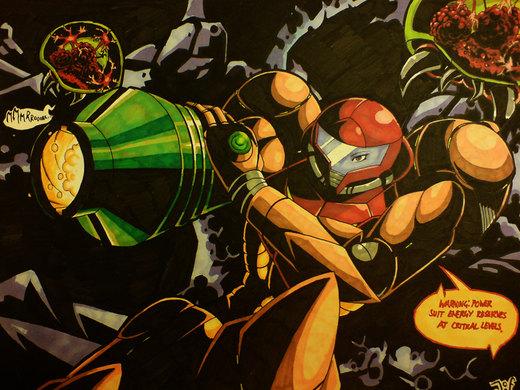 I also less than three Metroid por Jofinin