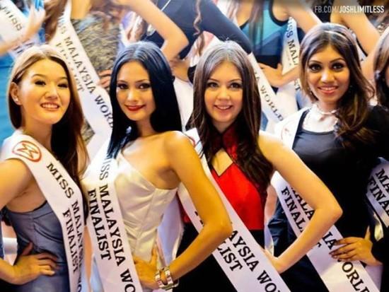 finalis Miss Malaysia World 2013 tarik diri