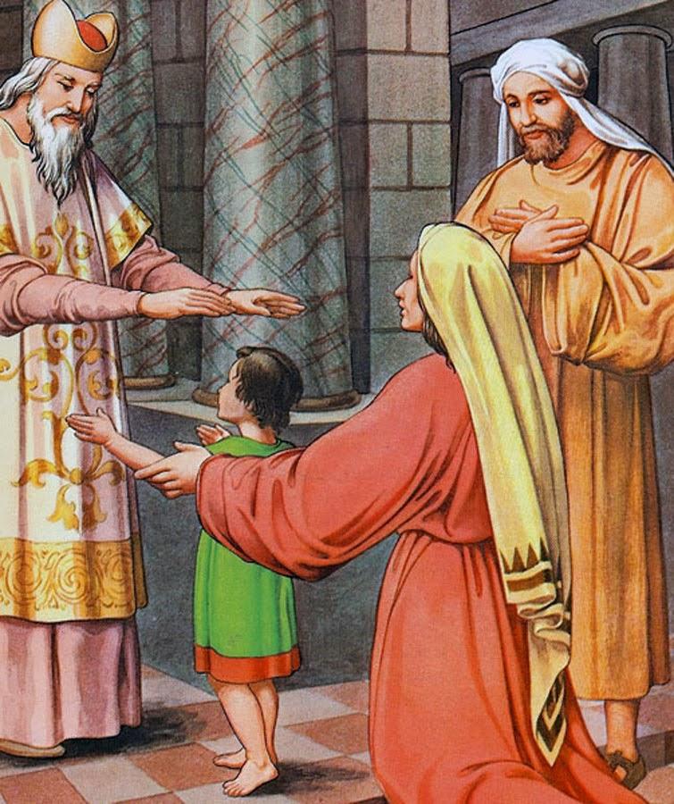 Samuel1 Anne dans Communauté spirituelle