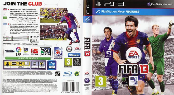 FIFA 13 vs PES 2013: ¿cuál es el mejor juego de fútbol?+y