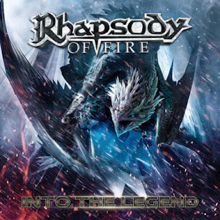 Into the Legend Rhapsody Of Fire