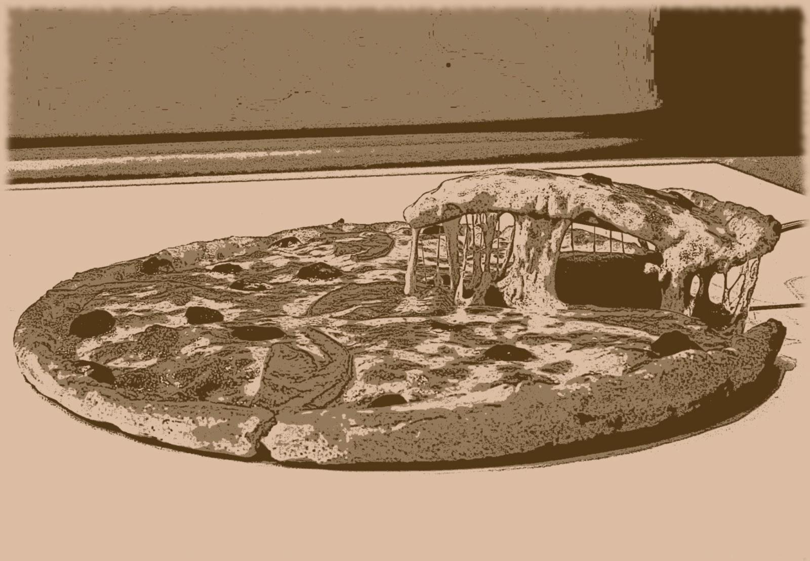 Pizza, Íz és itália, izesitalia