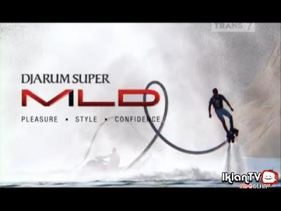 Ost Djarum Super Mild 2015 Versi Flyboarding (Water JetPack)