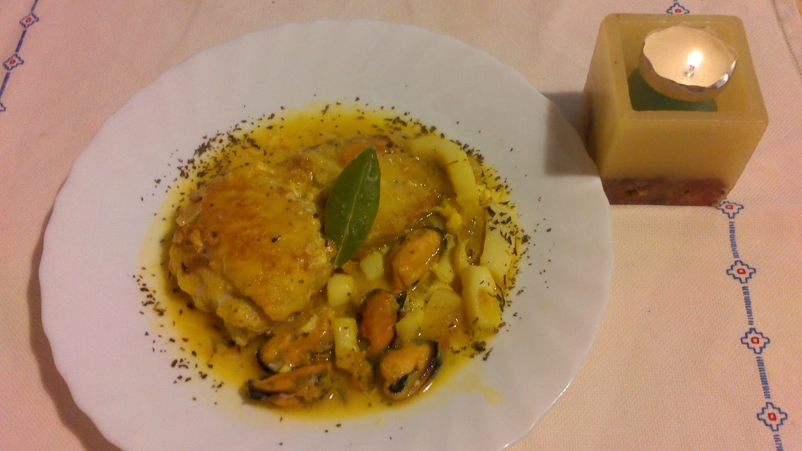 Las recetas de carmen ramos cocina mariposa bacalao con - Cocina con carmen ...