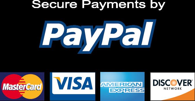 Use Paypal,para pagar suas compras na Vitoriarts se você estiver fora do Brasil.