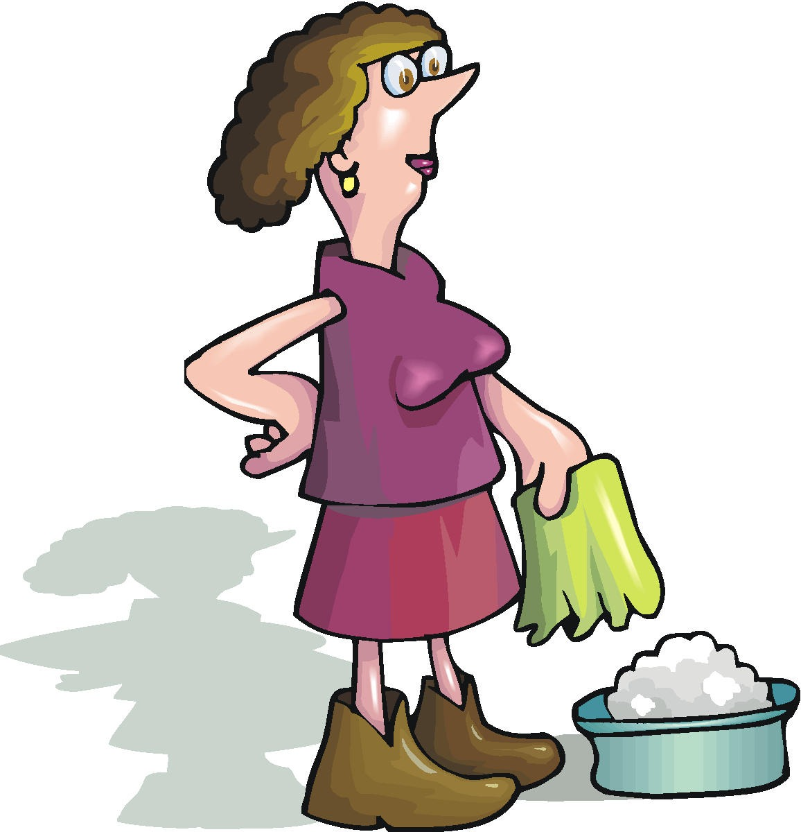 Carol Burnett as Cleaning Lady http://www.joyful-expressions.blogspot.com/2012_05_01_archive.html