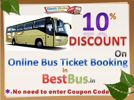 Bus Ticket offers, Flat discount on bus tickets, Best bus 0ffers,  online  bus tickets, online bus ticket booking offers, bus ticket booking, bus reservation, bus booking,bus, best bus