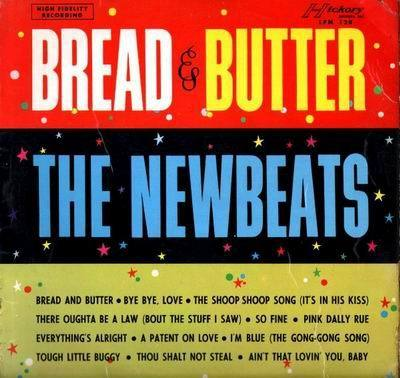 The Newbeats - Bread And Butter / The Shoop Shoop Song (It's In His Kiss)