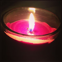 candle for Matilda Mae