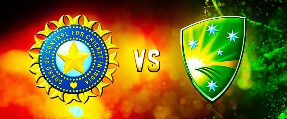 India vs Australia Facebook Cover Pic