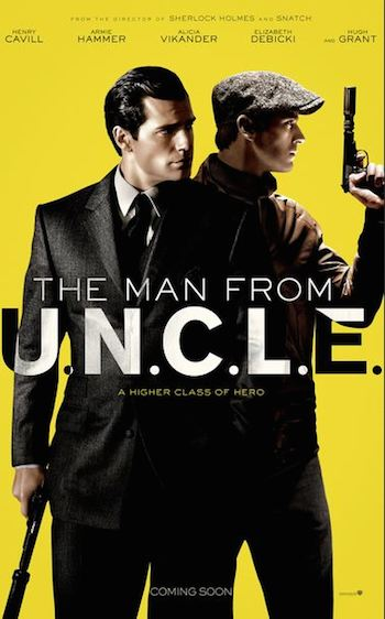 The Man from U.N.C.L.E. (2015) Full Movie Download