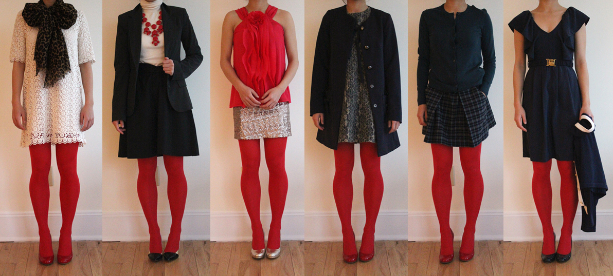 How to wear stocking
