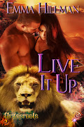 Live It Up (Grassroots #3) - Out on 9 May!
