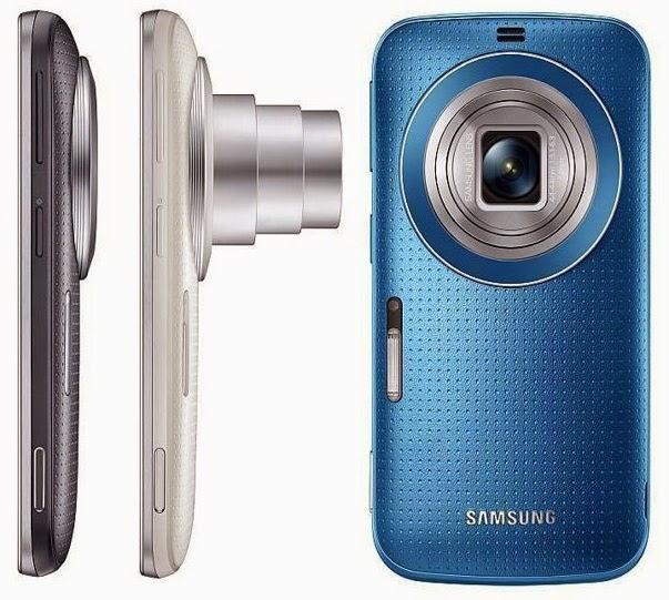 Spesifikasi Dan Harga Terbaru Samsung Galaxy K Zoom