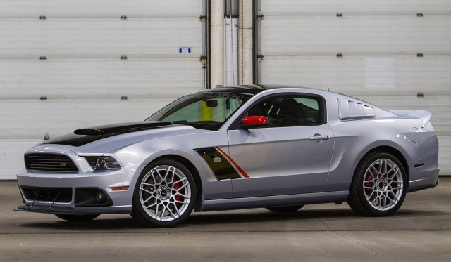 2013 Ford Mustang Tuned By Roush