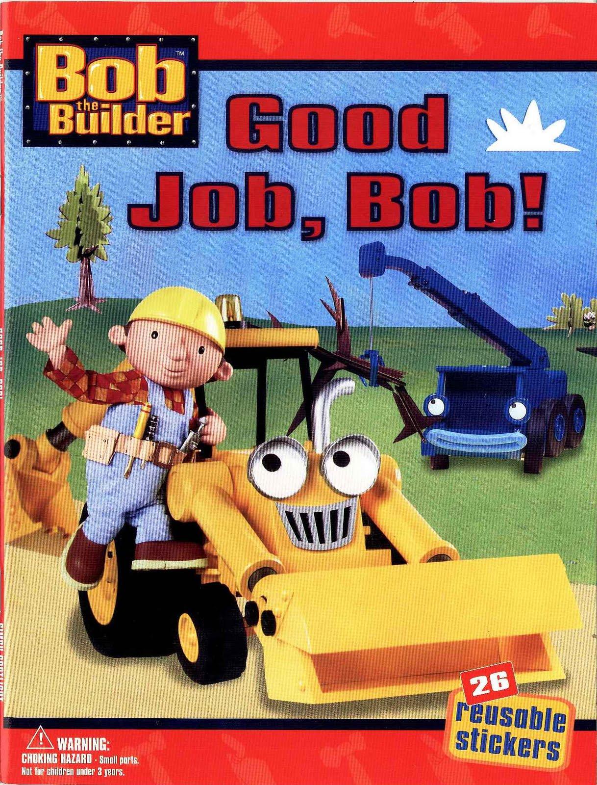 little parade your favourite children s online bookstore bk bk821 bob the builder good job bob