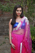 Priyanka photos in saree-thumbnail-20