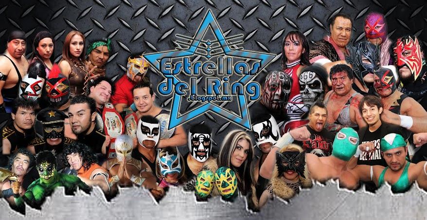 ESTRELLAS DEL RING.