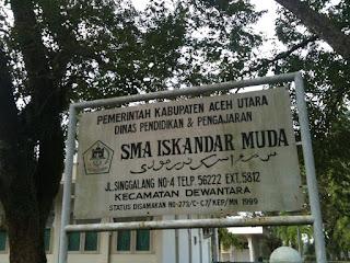 Madrasah sekarang jadi SMA PIM