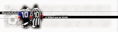 39 GRADOS FUTBOL