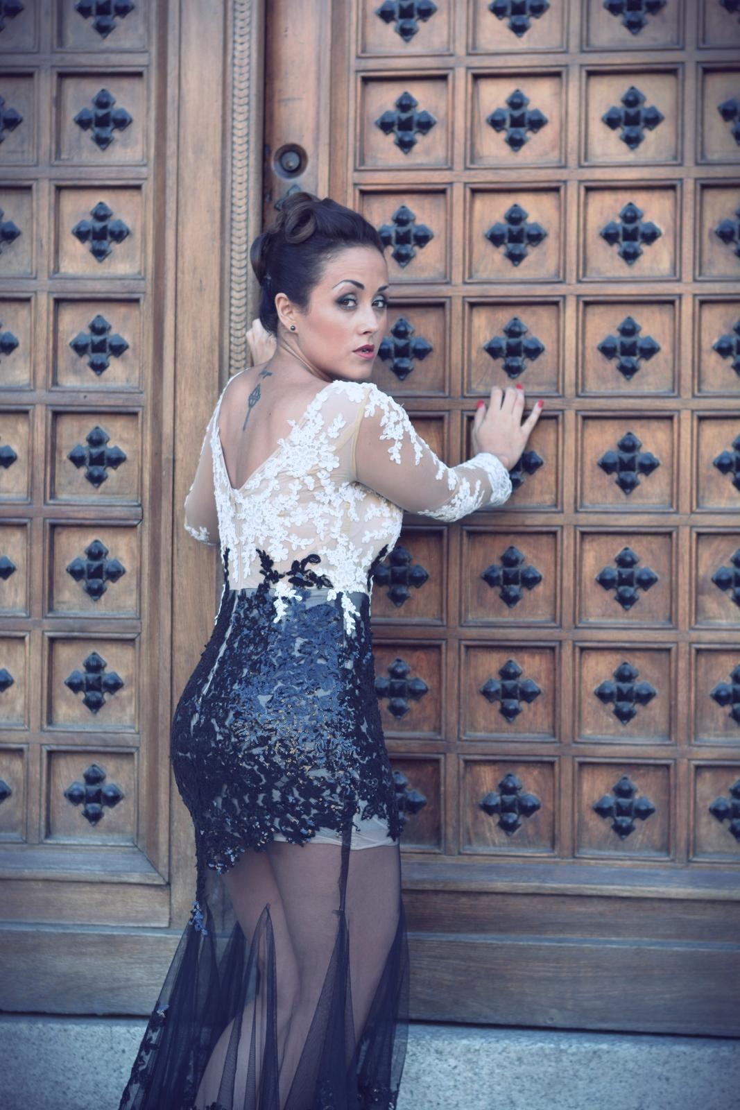 Editorial mood , Ball Gown , Edressit , Gigi Les Autres , Culture & Trend Magazine, Jessica Neumann, Fashion Blogger Italia,