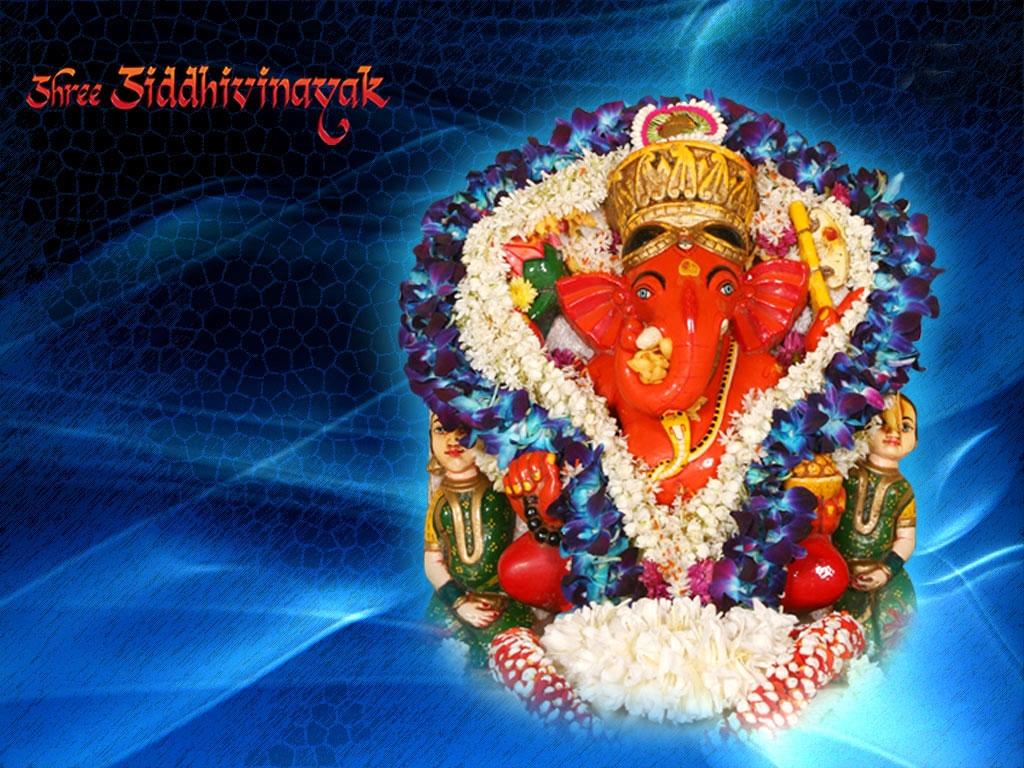 GOD HD WALLPAPERS Siddhi Vinayak Wallpaper