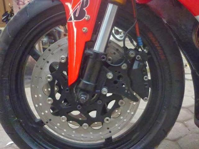 Modif Yamaha Vixion Ala M1 09