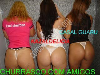 CHURRASCO ENTRE AMIGOS