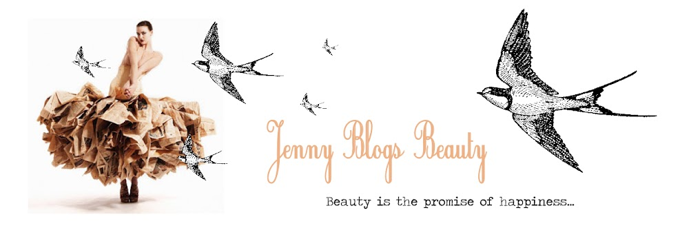 Jenny Blogs Beauty