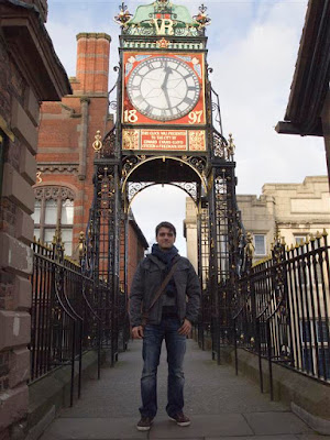 Eastgate Clock de Chester