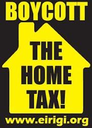 Boycott The Home Tax!