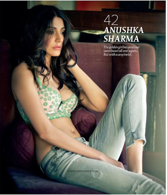 ANUSHKA SHARMA SEXY STILLS