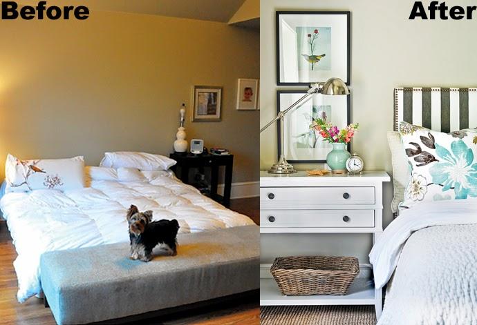 Antes y despu s decoracion casas ideas interiores - Decoracion de casas antes y despues ...