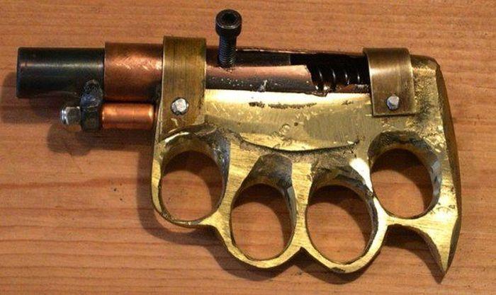 ... senjata api yang di buat sendiri oleh penjenayah (20 GAMBAR) - ! TAO