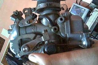 Cara Membersihkan Karburator Motor