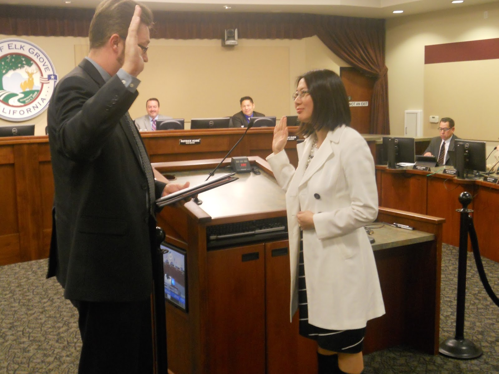 Tong Selected as New Elk Grove Planning Commissioner