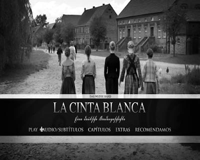 The White Ribbon (Das weisse Band) (La cinta blanca) 2009
