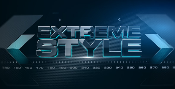 VideoHive Extreme Style