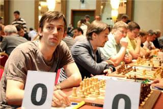 Alexander Grischuk de l'équipe de Malachite © Chessdom