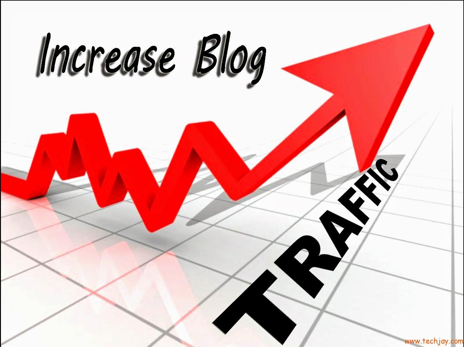 Best Ways to Increase Blog Traffic