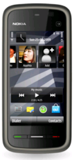 Nokia 5230 specification
